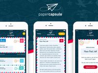 Paper Capsule