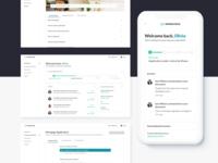 Moregidge Client Portal