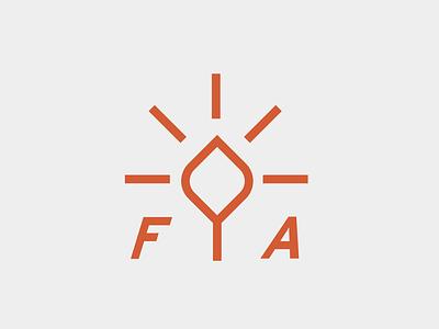 Fancy Advice Mark brand design brand identity logo design advice mark brand logo