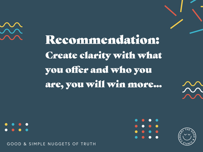 Nuggets of Truth! truth quote illustration brand identity brand and identity branding brand agency branding agency brand design brand