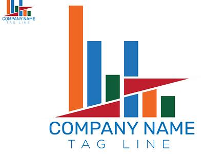 Accounting Logo Design business illustration vector typogaphy logo