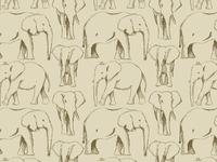Sketch Book Elephants