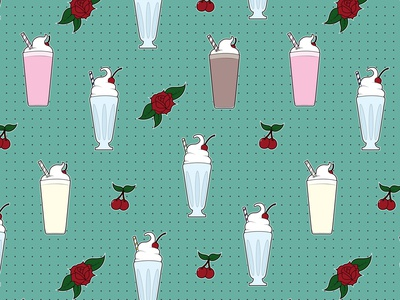 Rockabilly Milkshakes