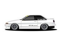 Mickeys Toyota AE86