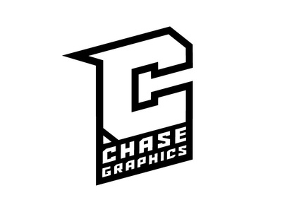 Brand Refresh bold white black clean sharp graphics chase brand new