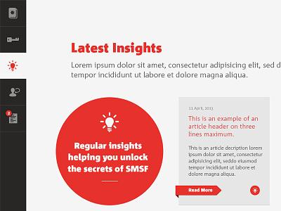 Nab flat ui interface icons minimal website