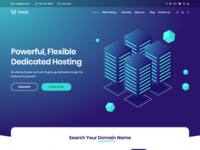 Phox Hosting WP Theme