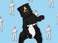 Masturbating Bear