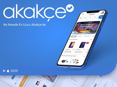 Akakçe App adobe xd free app ux app design app adobe xd adobe xd  app ios design ui design ux design