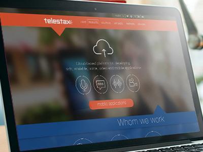 Telestax ios design app ios design mockup ux design ui design