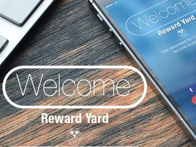 Reward App / USA / New York ios design app ios design mockup ux design ui design
