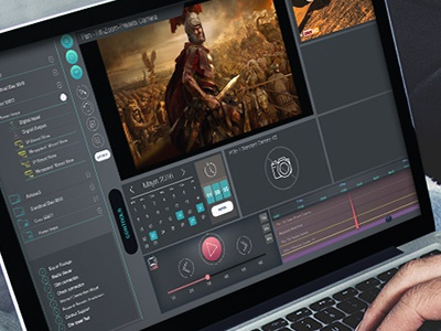 UI-UX DESIGN- Cubitech Cam system UI  ios design app ios design mockup ux design ui design