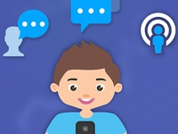 SuperWezeo Chat App UI UX