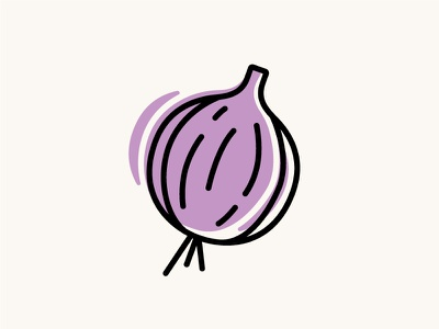 Onion stickers displace displacement vegetables icon illustration halloween flat food onion