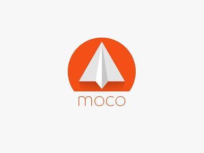 Moco Branding logo branding ident