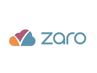 Zaro Concept illustration graphic design logo zaro