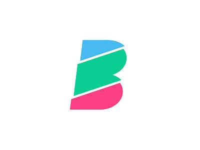 BBB concept logo branding graphic design design logo