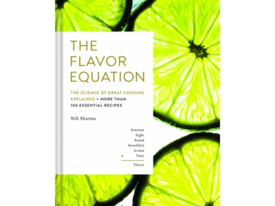 EPUB Download The Flavor Equation: The Science of Great Cooking vector ux ui typography logo illustration icon design branding app