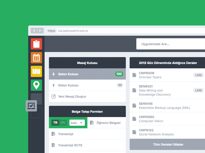 Flat Dashboard flat design dashboard clean ui