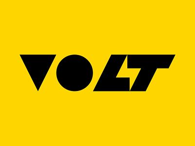 VOLT branding on demand app volt charger