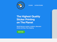 Sticker Toco (Web)