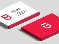 Melih Design (Business Card)