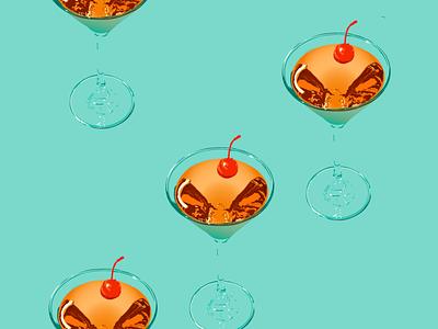 Martini cover design cover art logodesign logo graphicdesign graphic martini illustration illustrator