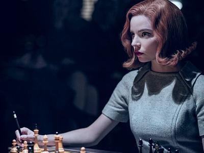 NETFLIX: Queen's Gambit ajedrez online ajedrez online chess chess