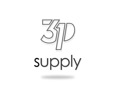 3P Logo Concept 1 logodesign branding logo design