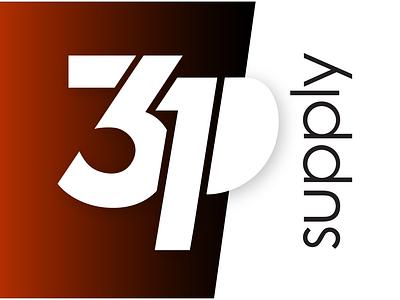 3P Logo Concept 2 logos design logo design logodesign logo branding