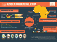 Infographic Design for IFPRI-ReSAKSS Annual Report