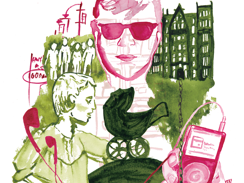 Rosemary's Baby Driver Poster