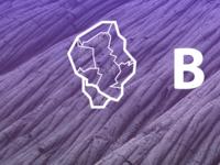 """B"" Logo"