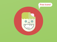 35 Free Scary Icons