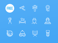 100 Free Awesome Icons