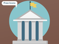 Free Buildings Icons