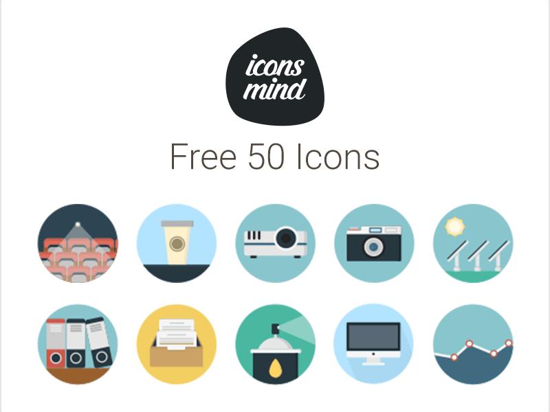 Iconsmind 50 Free Icons icon free icons pack iconsmind freebies