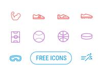 Free Sport Icons
