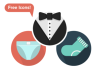 13 Clothes Icons