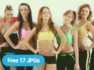 17 Free Gym Girls Images