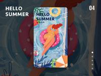 Hello, summer.