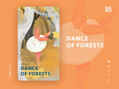 Dance of the forest