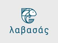Lavasas Fish Tavern Logo