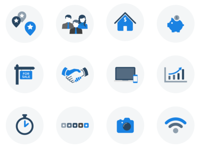 SoldNest Icons