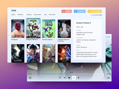App for Smart TV
