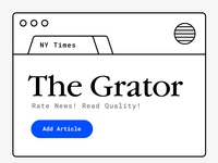 The Grator — Critical News Community