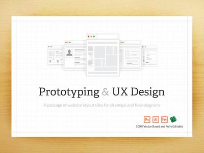 UX Web Tiles