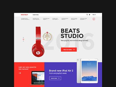 Ecommerce store concept e-commerce user interface apple eshop cart basket minimal flat store ux ui ecommerce