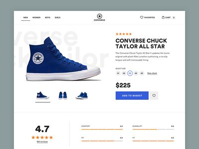 Eshop product page freebie! .sketch user interface review rating freebie design shop minimal ui ux product eshop ecommerce