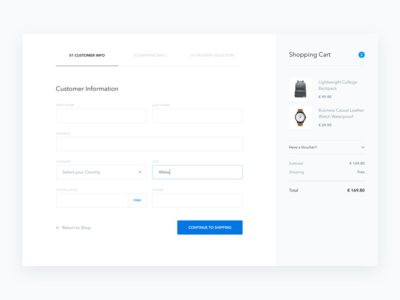 Freebie .sketch Checkout step one user interface ui sketch shop payment order freebie form ecommerce credit card checkout cart